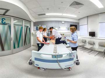 University of Adelaide Clinical Skills and Nursing Virtual Tour